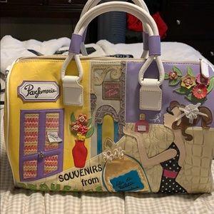 Handbag by braccialini Italy